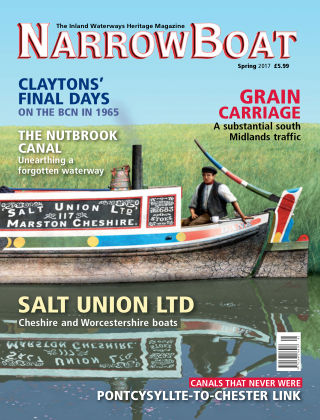 NarrowBoat Spring 2017