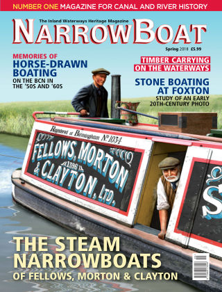 NarrowBoat Spring2018