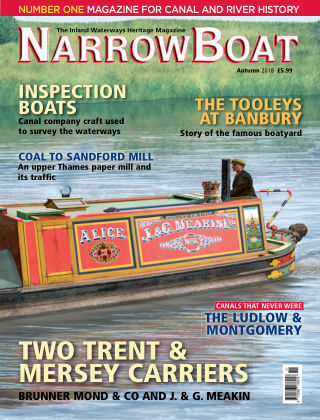 NarrowBoat Autumn2018