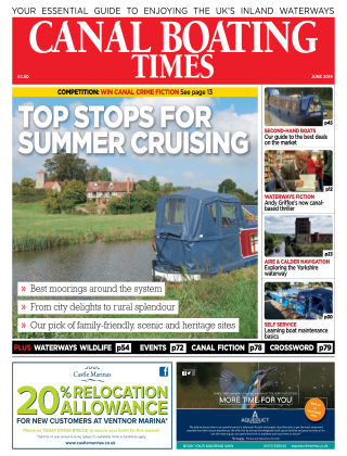 Canal Boating Times June2019