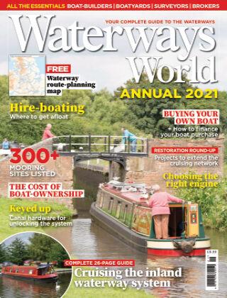 Waterways World Annual 2021 Annual