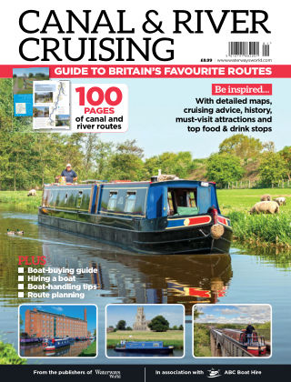 Canal & River Cruising: Guide to Britain's Favourite Routes Britain's Favourite