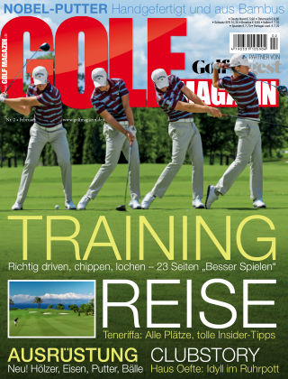 Golf Magazin Nr. 2 2016