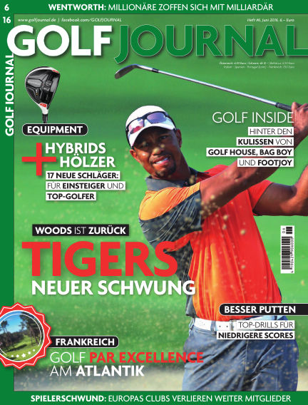 GOLF JOURNAL May 20, 2016 00:00