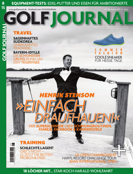 Golf Magazin July 16, 2015 00:00