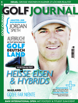 GOLF JOURNAL 06/2015