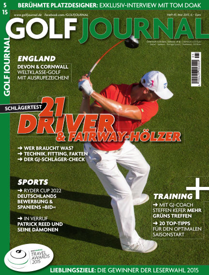 GOLF JOURNAL April 16, 2015 00:00