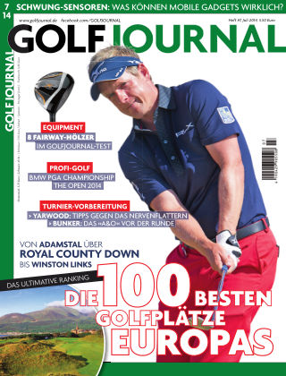 GOLF JOURNAL 07/2014