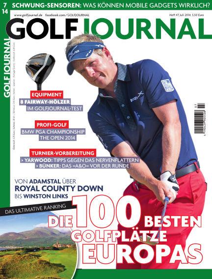 Golf Magazin June 20, 2014 00:00