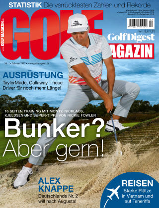 Golf Magazin NR. 02 2017