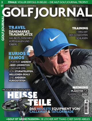 GOLF JOURNAL 02/2017