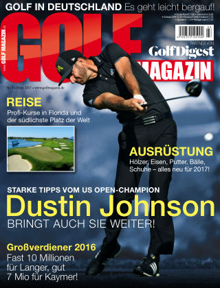Golf Magazin NR. 03 2017
