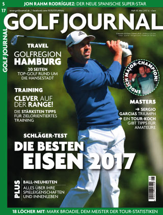 GOLF JOURNAL 05/2017