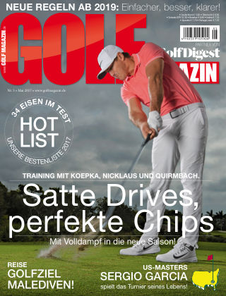 Golf Magazin NR. 05 2017