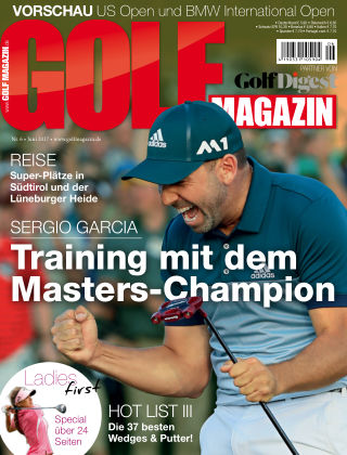 Golf Magazin NR. 06 2017
