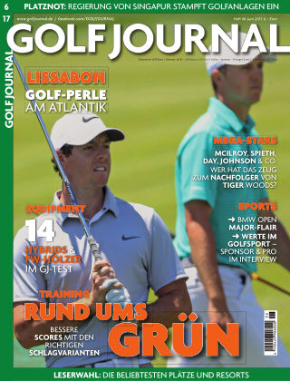 GOLF JOURNAL 06/2017