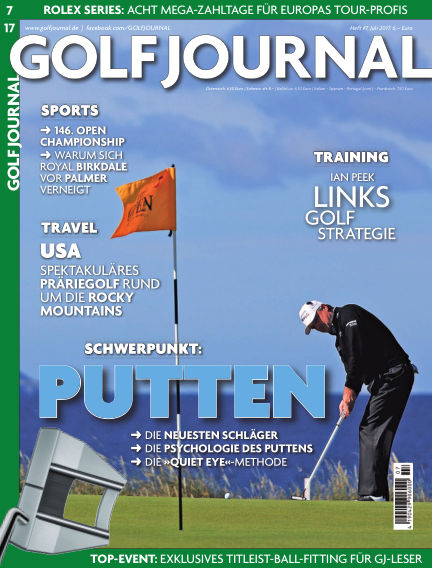 GOLF JOURNAL June 28, 2017 00:00