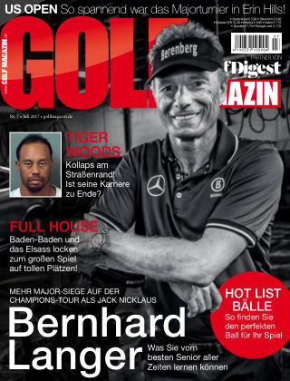 Golf Magazin NR. 07 2017