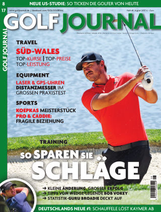 GOLF JOURNAL 08/2017