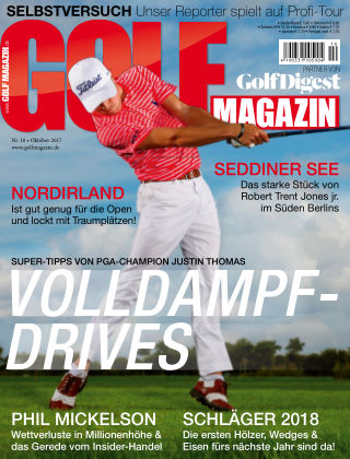 Golf Magazin NR. 10 2107