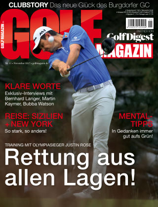 Golf Magazin NR. 12 2017