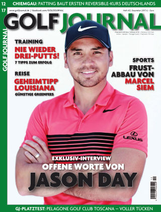 GOLF JOURNAL 12/2017