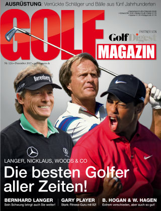 Golf Magazin NR. 12A 2017