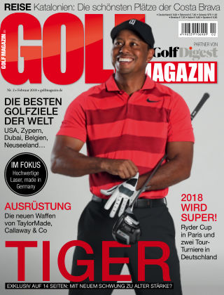 Golf Magazin NR. 02 2018