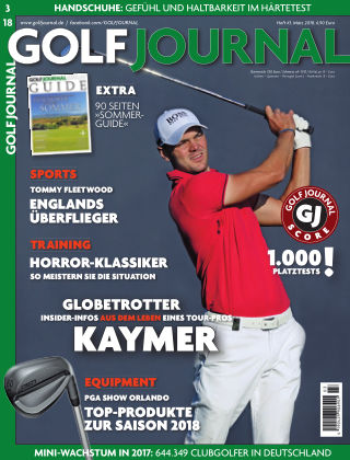 GOLF JOURNAL 03/2018