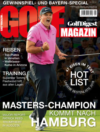Golf Magazin Nr. 5 2018