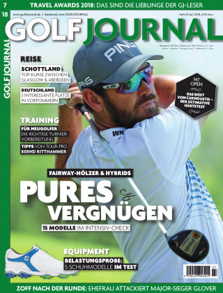 GOLF JOURNAL 07/2018