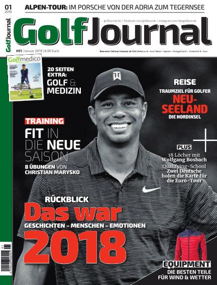 Golf Magazin December 19, 2018 00:00