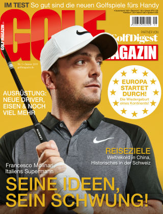 Golf Magazin NR. 01 2019