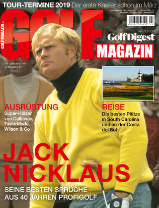 Golf Magazin NR. 02 2019