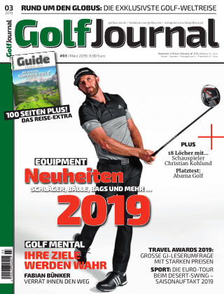 Golf Magazin 03/2019