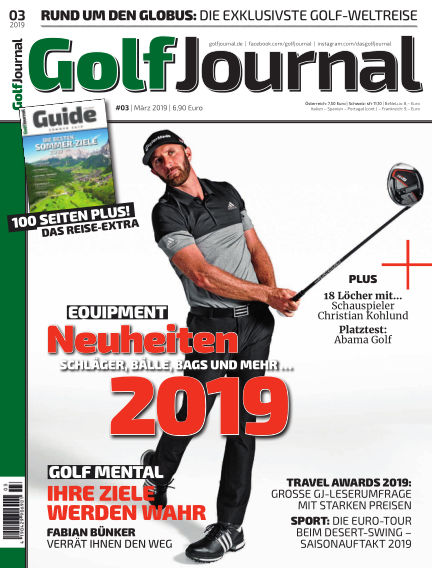 GOLF JOURNAL February 20, 2019 00:00
