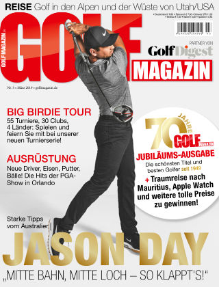 Golf Magazin NR. 03 2019