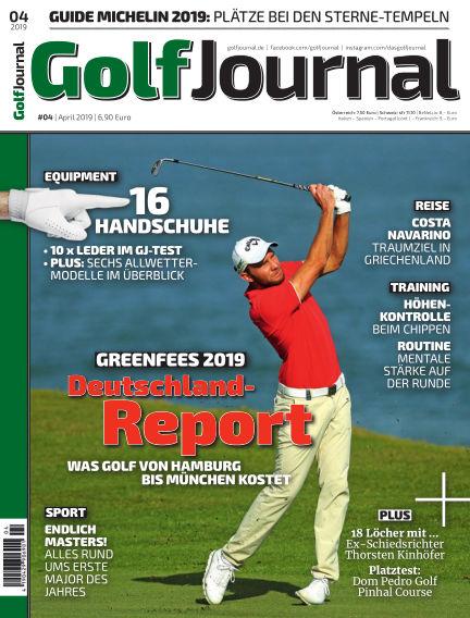 GOLF JOURNAL March 20, 2019 00:00