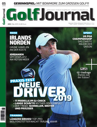 Golf Magazin 05/2019