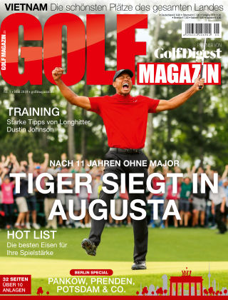 Golf Magazin NR. 05 2019