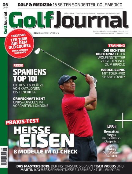Golf Magazin May 22, 2019 00:00