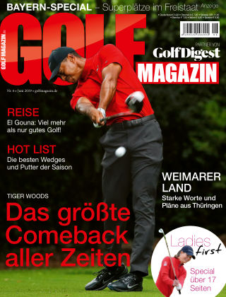 Golf Magazin NR. 06 2019