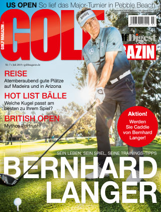 Golf Magazin NR. 07 2019