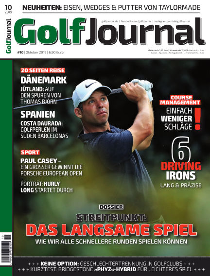 GOLF JOURNAL September 25, 2019 00:00