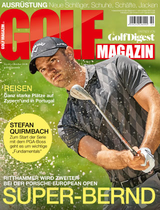 Golf Magazin NR. 10 2019
