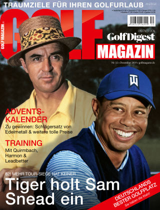 Golf Magazin NR. 12 2019