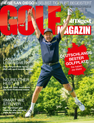 Golf Magazin NR. 12A 2019