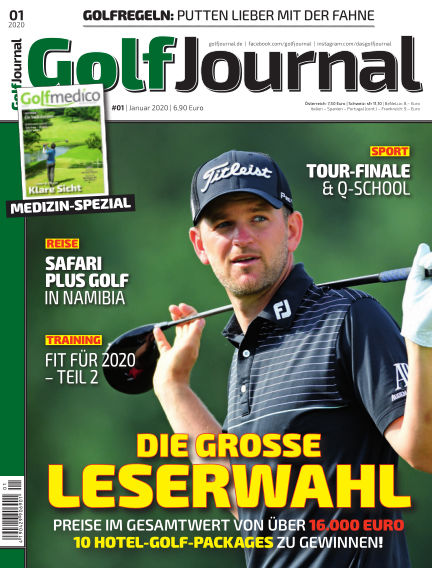 Golf Magazin December 18, 2019 00:00