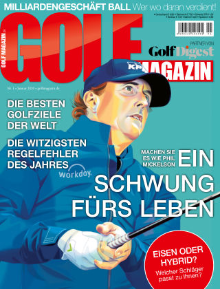 Golf Magazin NR. 01 2020
