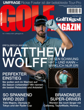 Golf Magazin NR. 02 2020